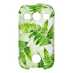 Fern Leaves Samsung Galaxy S7710 Xcover 2 Hardshell Case