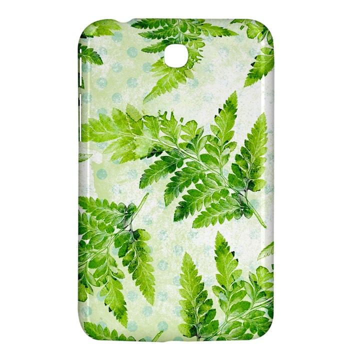 Fern Leaves Samsung Galaxy Tab 3 (7 ) P3200 Hardshell Case