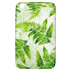 Fern Leaves Samsung Galaxy Tab 3 (8 ) T3100 Hardshell Case