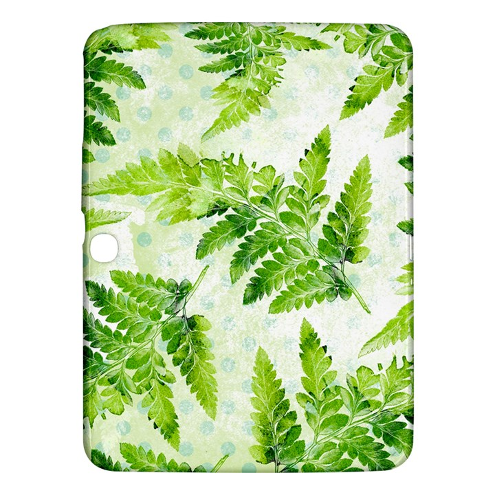 Fern Leaves Samsung Galaxy Tab 3 (10.1 ) P5200 Hardshell Case