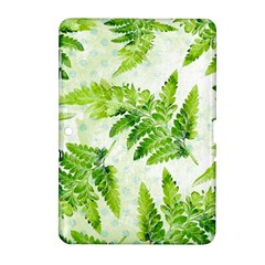 Fern Leaves Samsung Galaxy Tab 2 (10.1 ) P5100 Hardshell Case