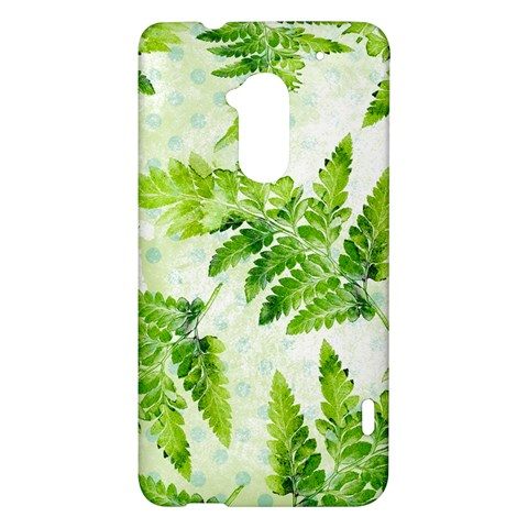 Fern Leaves HTC One Max (T6) Hardshell Case
