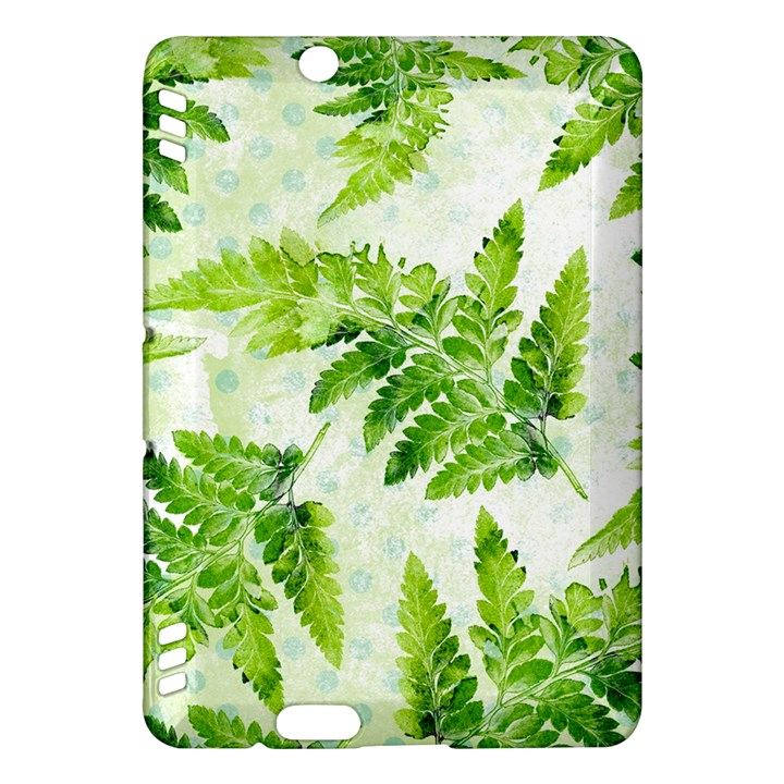 Fern Leaves Kindle Fire HDX Hardshell Case
