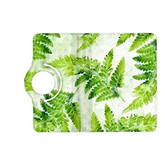 Fern Leaves Kindle Fire HD (2013) Flip 360 Case