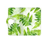 Fern Leaves Kindle Fire HDX 8.9  Flip 360 Case Front