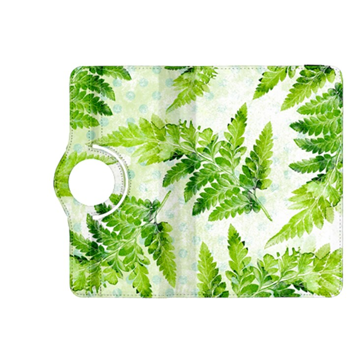 Fern Leaves Kindle Fire HDX 8.9  Flip 360 Case