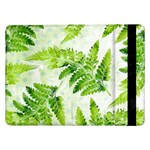 Fern Leaves Samsung Galaxy Tab Pro 12.2  Flip Case Front
