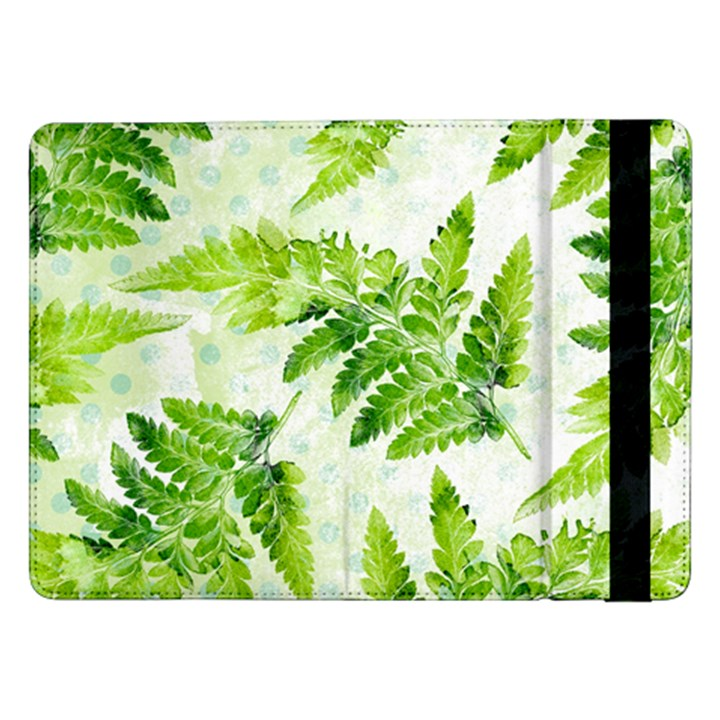 Fern Leaves Samsung Galaxy Tab Pro 12.2  Flip Case