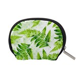 Fern Leaves Accessory Pouches (Small)  Back