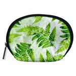 Fern Leaves Accessory Pouches (Medium)  Front
