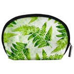 Fern Leaves Accessory Pouches (Large)  Back