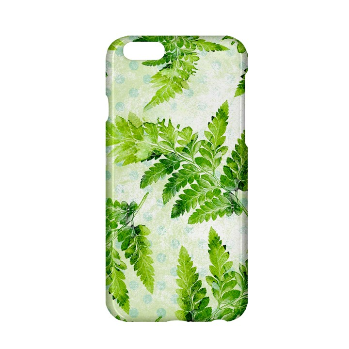 Fern Leaves Apple iPhone 6/6S Hardshell Case