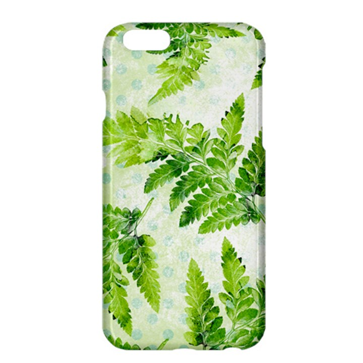 Fern Leaves Apple iPhone 6 Plus/6S Plus Hardshell Case