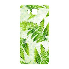 Fern Leaves Samsung Galaxy Alpha Hardshell Back Case