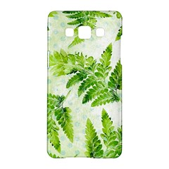 Fern Leaves Samsung Galaxy A5 Hardshell Case