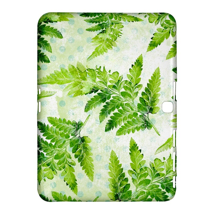 Fern Leaves Samsung Galaxy Tab 4 (10.1 ) Hardshell Case