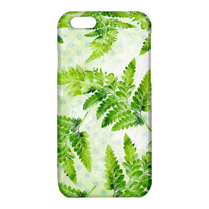 Fern Leaves iPhone 6/6S TPU Case