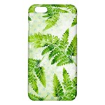 Fern Leaves iPhone 6 Plus/6S Plus TPU Case Front