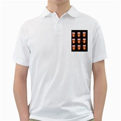 Halloween brown owls  Golf Shirts