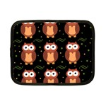 Halloween brown owls  Netbook Case (Small)  Front
