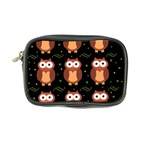 Halloween brown owls  Coin Purse Front