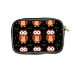 Halloween brown owls  Coin Purse Back