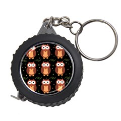 Halloween brown owls  Measuring Tapes