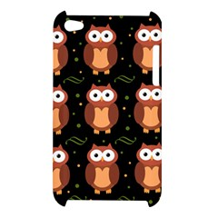 Halloween brown owls  Apple iPod Touch 4