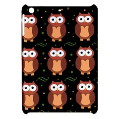 Halloween brown owls  Apple iPad Mini Hardshell Case