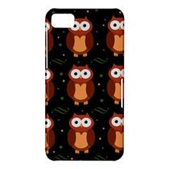 Halloween brown owls  BlackBerry Z10