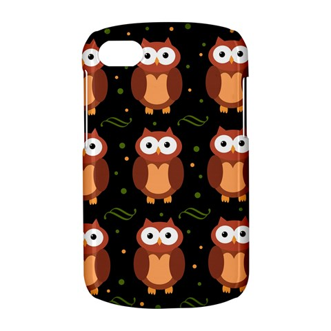 Halloween brown owls  BlackBerry Q10