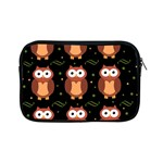Halloween brown owls  Apple iPad Mini Zipper Cases Front