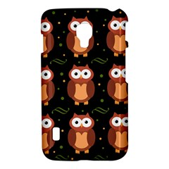 Halloween brown owls  LG Optimus L7 II