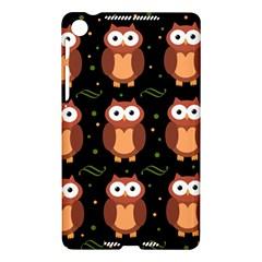 Halloween brown owls  Nexus 7 (2013)