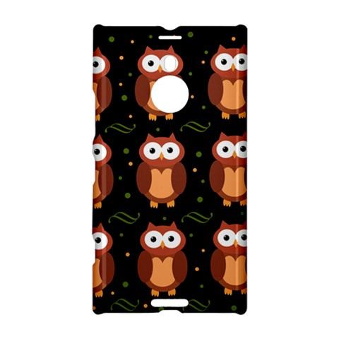 Halloween brown owls  Nokia Lumia 1520