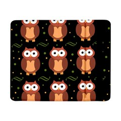 Halloween Brown Owls  Samsung Galaxy Tab Pro 8 4  Flip Case