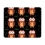 Halloween brown owls  Samsung Galaxy Tab Pro 8.4  Flip Case Front