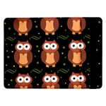 Halloween brown owls  Samsung Galaxy Tab Pro 12.2  Flip Case Front