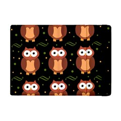 Halloween brown owls  iPad Mini 2 Flip Cases