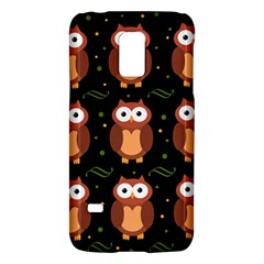 Halloween Brown Owls  Galaxy S5 Mini