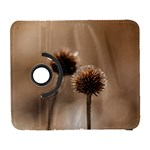 Withered Globe Thistle In Autumn Macro Samsung Galaxy S  III Flip 360 Case Front