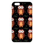 Halloween brown owls  iPhone 6 Plus/6S Plus TPU Case Front