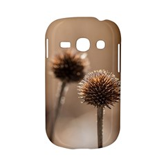 Withered Globe Thistle In Autumn Macro Samsung Galaxy S6810 Hardshell Case