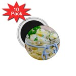 Potato salad in a jar on wooden 1.75  Magnets (10 pack)  Front