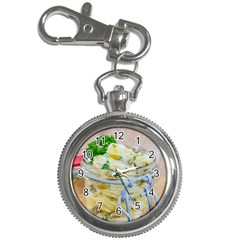 Potato Salad In A Jar On Wooden Key Chain Watches