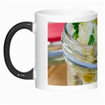 Potato salad in a jar on wooden Morph Mugs Left