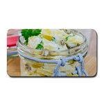 Potato salad in a jar on wooden Medium Bar Mats 16 x8.5 Bar Mat - 1
