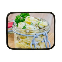 Potato Salad In A Jar On Wooden Netbook Case (small)