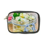 Potato salad in a jar on wooden Coin Purse Front