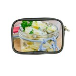 Potato salad in a jar on wooden Coin Purse Back